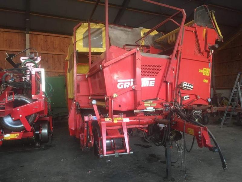 Grimme 7540