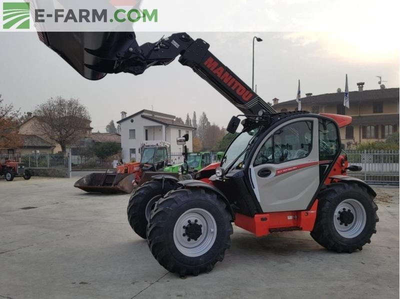 Manitou MLT 737 - 130 PS +