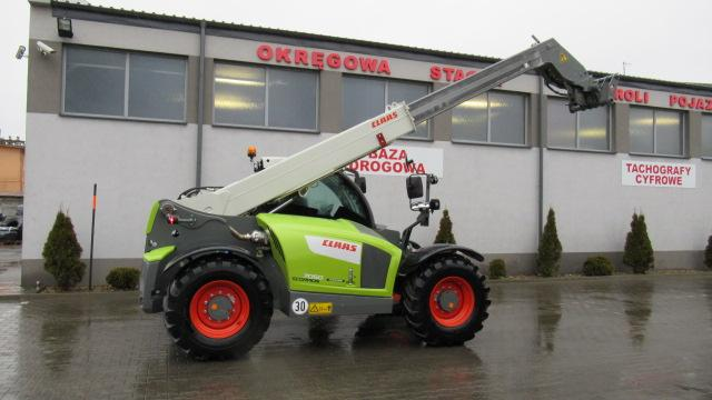 Claas SCORPION 7050 VARIPOWER