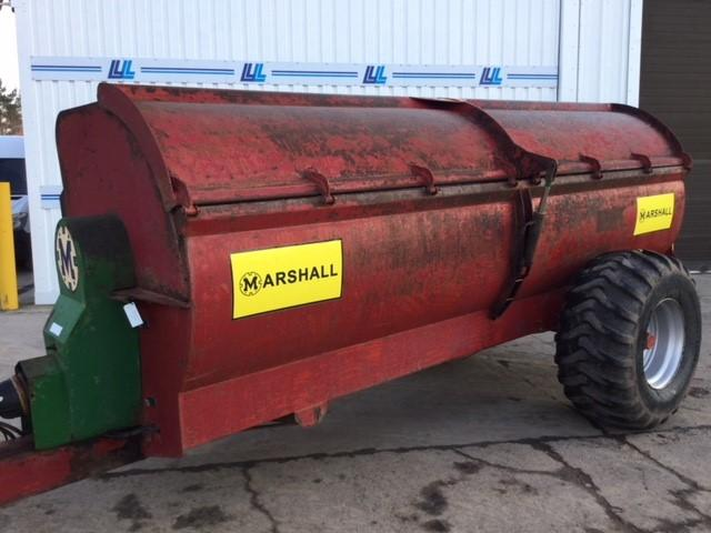 Marshall Trailers MS105