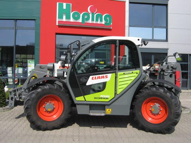 Claas Scorpion Varipower 7035