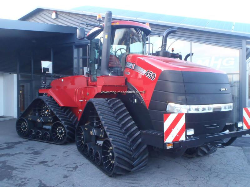 Case Quadtrac STX 450