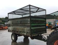 AS Marston DS6 Tipping Trailer