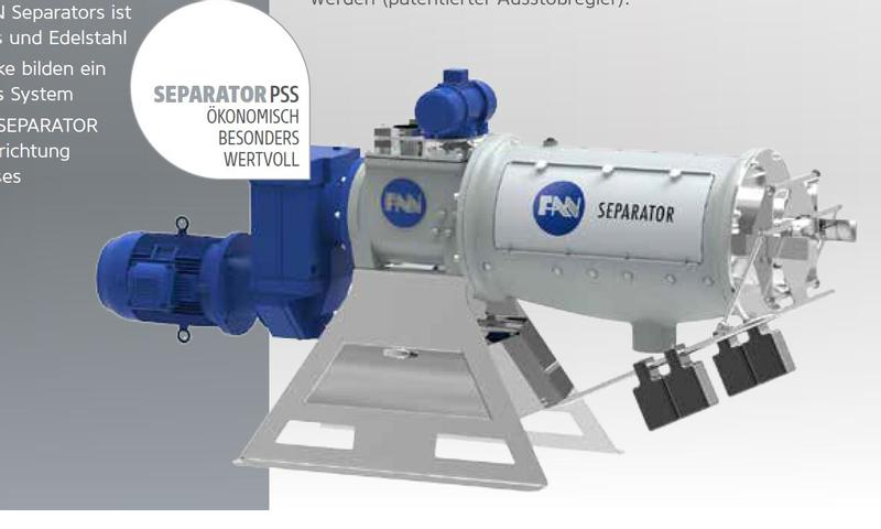 FAN Gülleseparator PSS 3.2-780