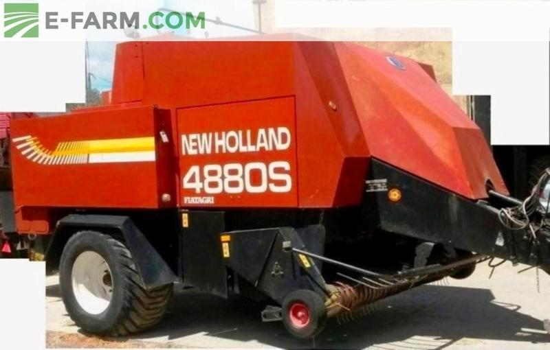 New Holland 4880S