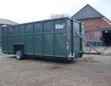 STP 55 m3 mestcontainer