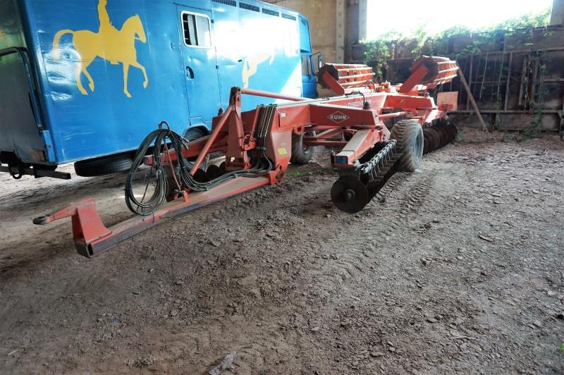 Kuhn DISCOVER XM 36/660