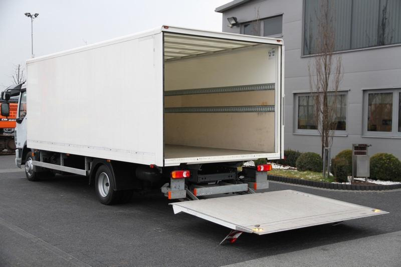 Daf TITGEMEYER CONTAINER BODY TAIL LIFT NEW 2017