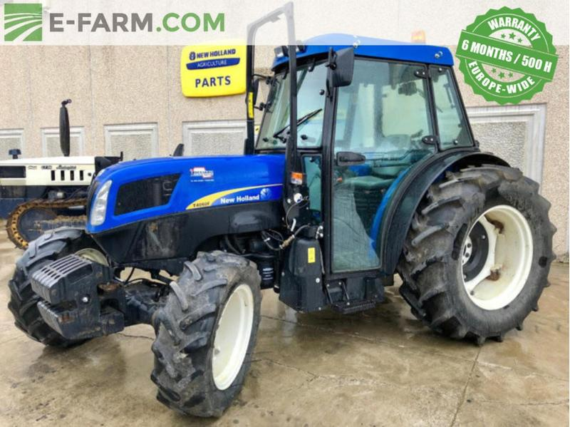 New Holland T4.105F