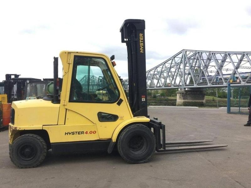 Hyster H4.00XM-6