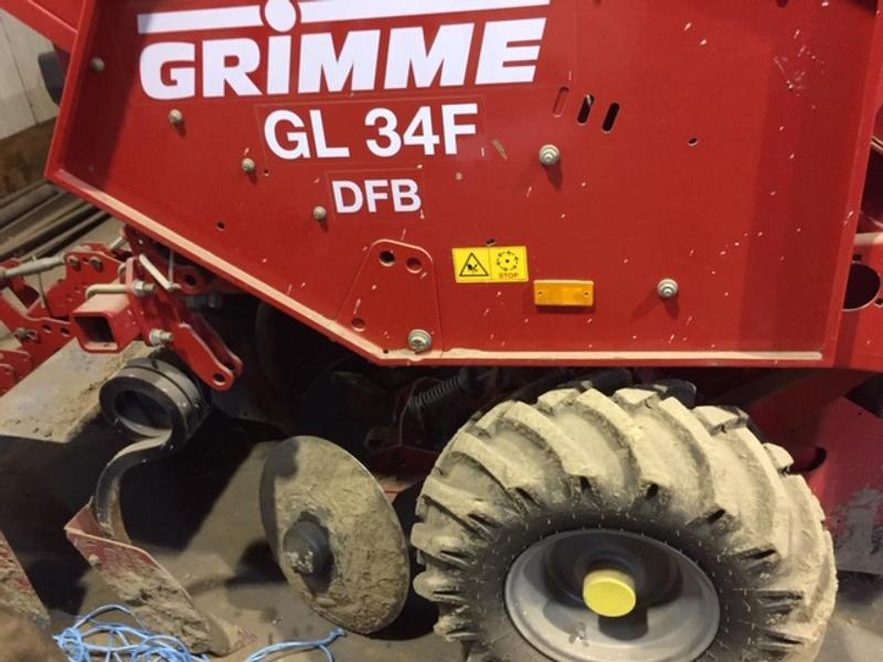 Grimme GL34F