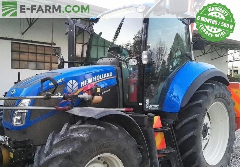 New Holland T5 115 ELECTRO COMMAND