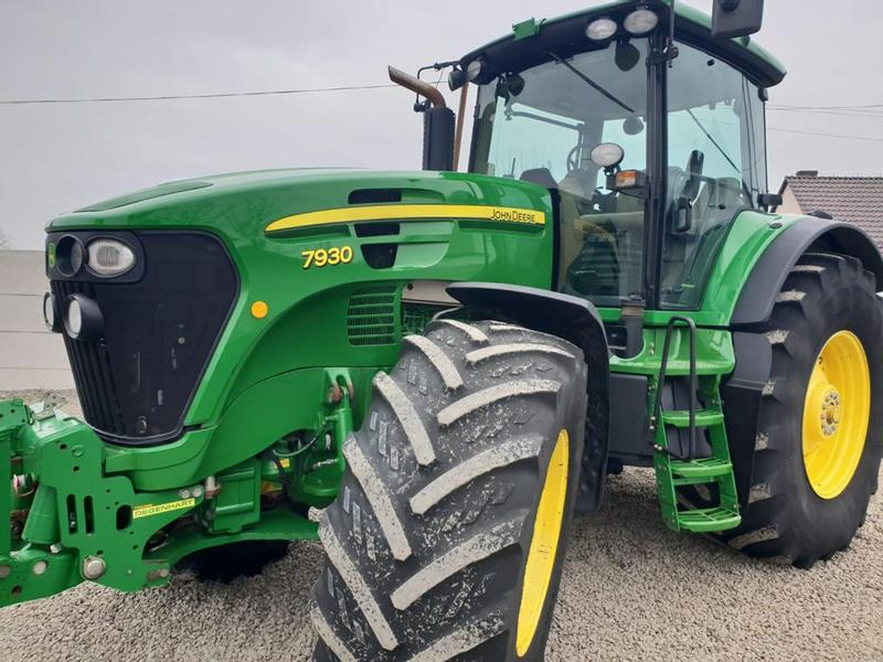 John Deere 7930 Power Quad