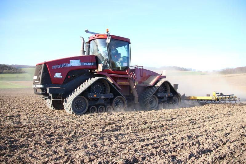 Case STX 450 Quadtrac