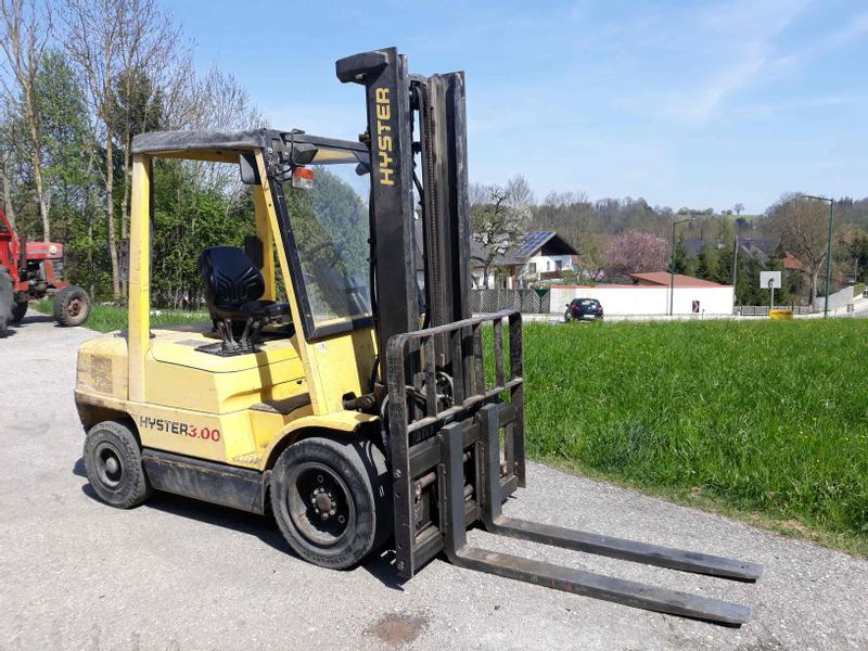 Hyster H 3.00 XM