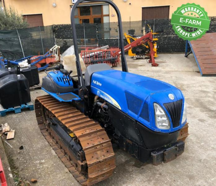 New Holland TK4050