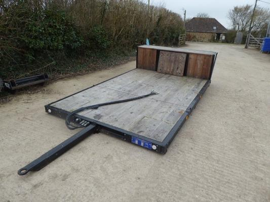 Other WARWICK FLAT BED TRAILER