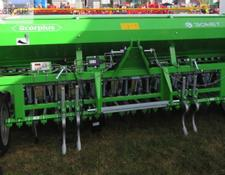 Bomet Universalsähmaschine 3 m/Seed drill   double disc coulters/ Механическая сеялка 3 м