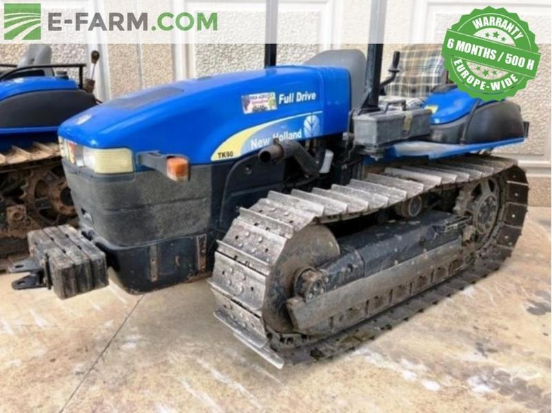 New Holland TK90A