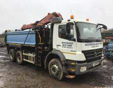 Sonstige Mercedes AXOR 2629 Bluetec 4 Tipper Grab Lorry