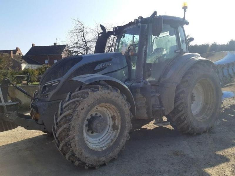 Valtra T214 DIRECT + PREDISPO