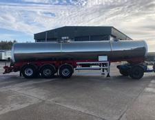 24,500L Stainless Steel Tanker
