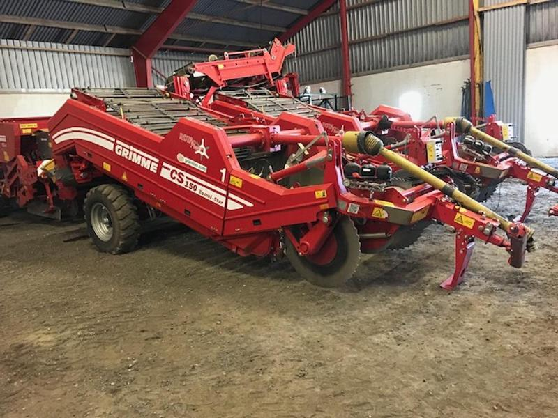 Grimme CS 150 RotaPower