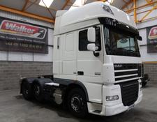 Daf XF105 460 SUPERSPACE EURO 5, 6 X 2 TRACTOR UNIT - 2013 - EY13 VAD
