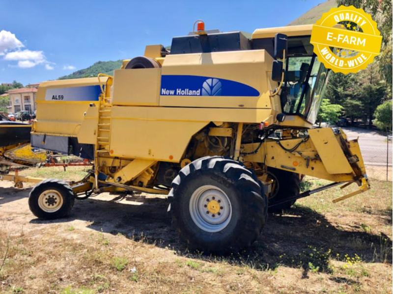 New Holland AL59 PLUS