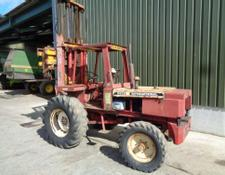 Manitou 2530C Masted Forklfift