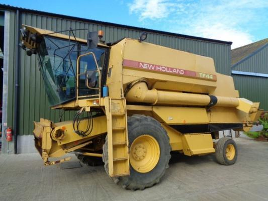 New Holland Used  TF44 Rotary Combine