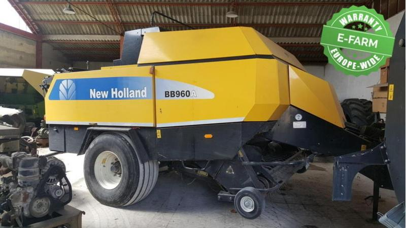 New Holland BB960A