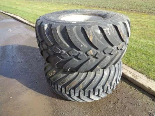 Other New Pair of 560/60/22.5 Flotation Tyres