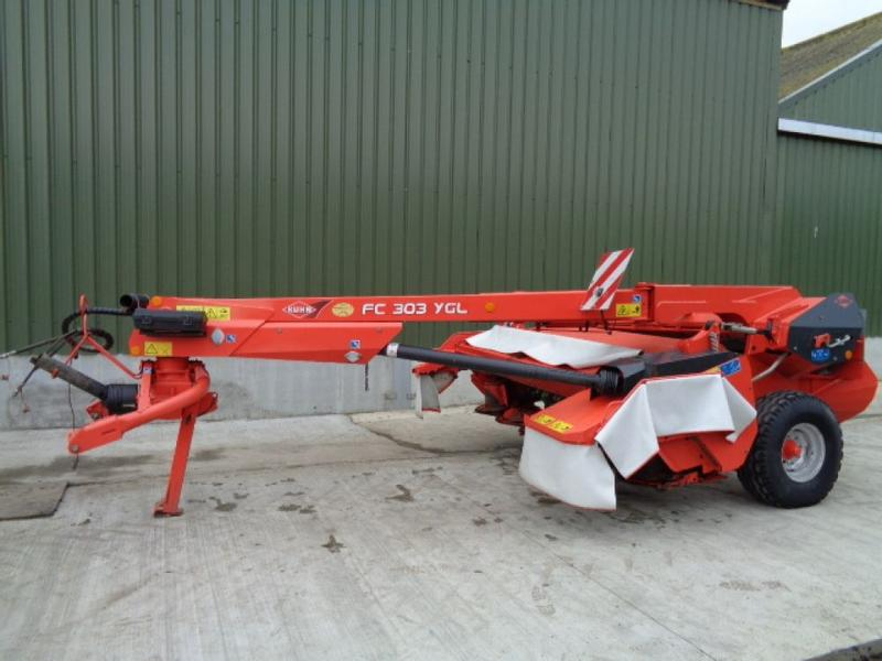 Kuhn FC303YGL Mower Conditioner