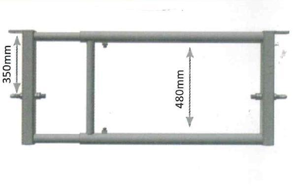 Rundsieb Drahtmaschensieb für SCHMOTZER Schrotmühle 2mm mit Ausbuchtung