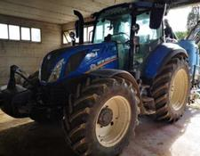 New Holland T5 110  ELECTRO COMMAND