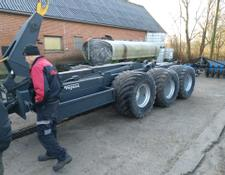 BS Vognen drieasser carrier 22 ton