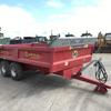 Marshall HD8 Low Side Dump Trailer (ST5349)