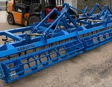 Agristal Ackeregge 7,7m / Hydraulically folding tine harrow 7,7m/Зубовая борона тяжелая/Grada pesada de diente con plegado hidráulico/Erpice pesante con denti/Ciężka brona zębowa składana hydraulicznie