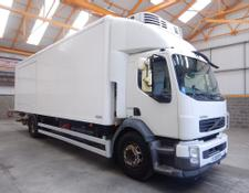 Volvo FL 240 EURO 5, 4 X 2 FRIDGE/FREEZER - 2009 - FJ59 DFN