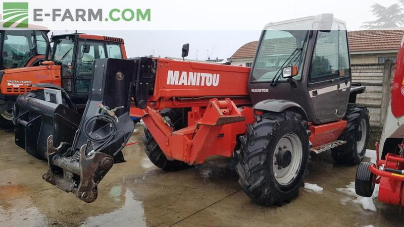 Manitou MT 1435 HSL TURBO