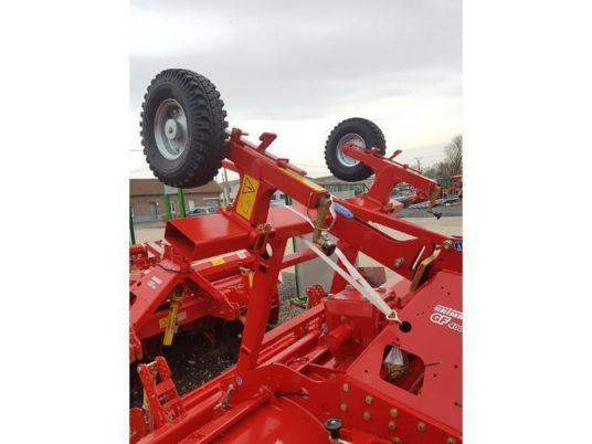 Grimme CHASSIS ARRIERE