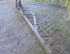 Parmiter spike harrow