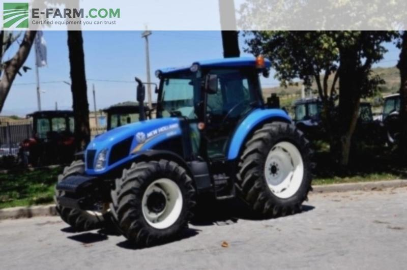 New Holland td5.115