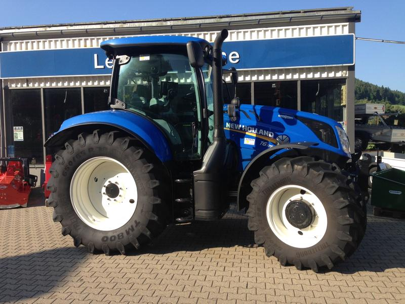 New Holland T6.175 AutoCommand Tier 4b Vollausstattung