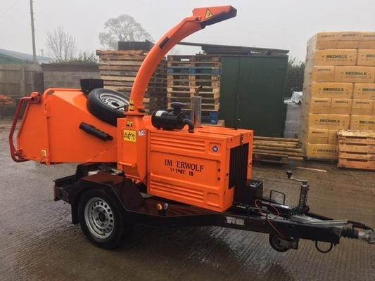 Other T5006296 - Timberwolf TW190TDHB Woodchipper