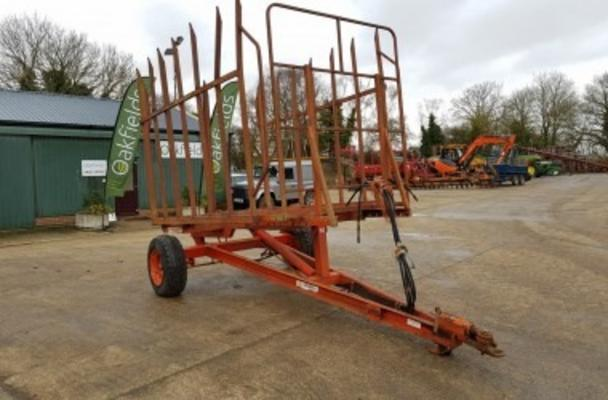 Other BROWNS 56 TRAILED BALE TRANSPORTER