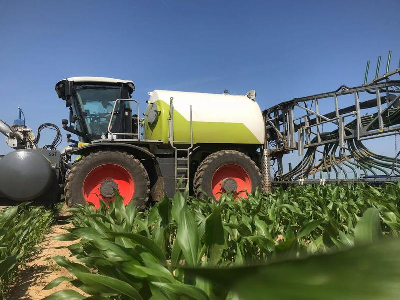 Claas Xerion VC 3800